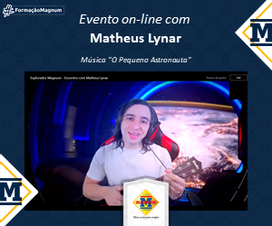 Evento on-line com Matheus Lynar
